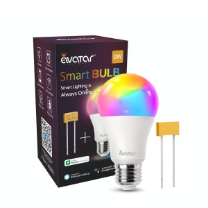 Smart PowerOn LED Light Bulb 9W