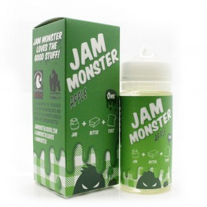 Jam Monster Apple Jam (100ml)