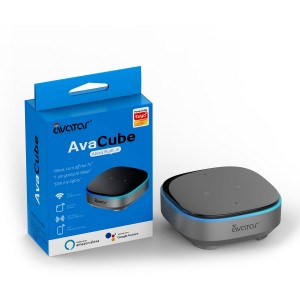 AvaCube IR Hub with Built-in Alexa