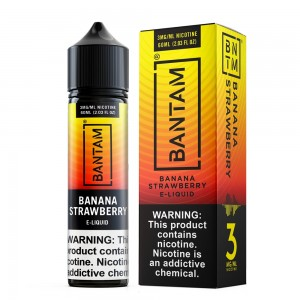 Bantam | Banana Strawberry (60ml)