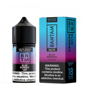 Bantam Salts | Blue Berries (30ml)
