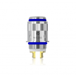 eGo ONE CL-Ni Head 0.25 ohm (5pcs)