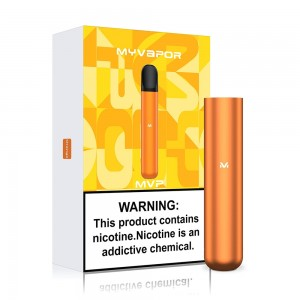 MyVapor Disposable Battery Kit