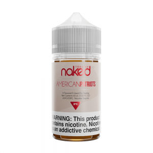 Naked 100 Tobacco | American Patriot (60ml)