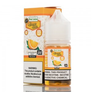Pod Juice Salts - Orange Soda (30ml)