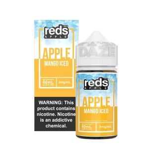 Vape 7 Daze Reds Mango Ice (60ml)