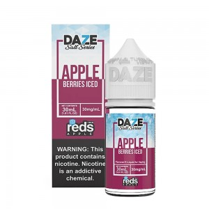 Reds Apple Salt   Berries Iced (30ml)