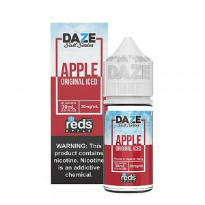 Reds Apple Salt   Original Iced (30ml)