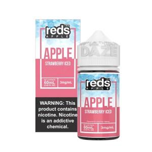 Reds Apple | Strawberry Iced (60ml)