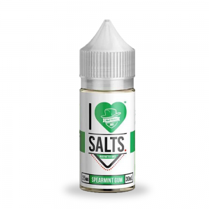 I Love Salts | Spearmint Gum (30ml)
