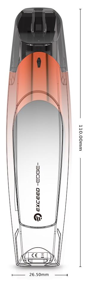 Joyetech Exceed Edge 650mAh All-In-One Starter Kit